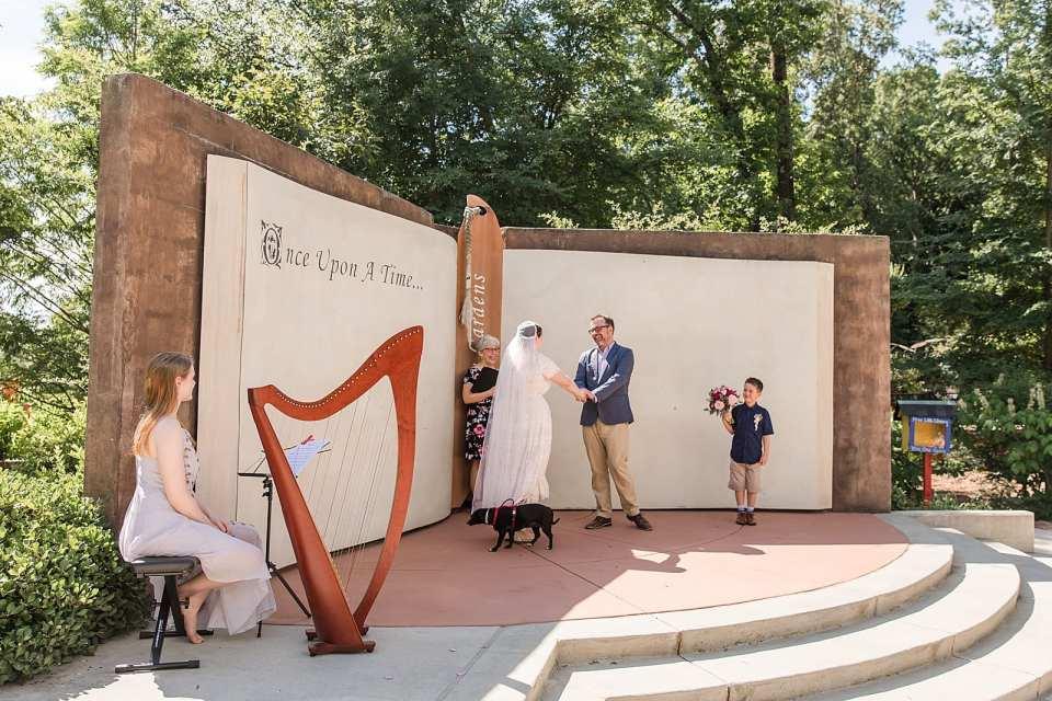 Gateway Gardens Wedding Greensboro NC