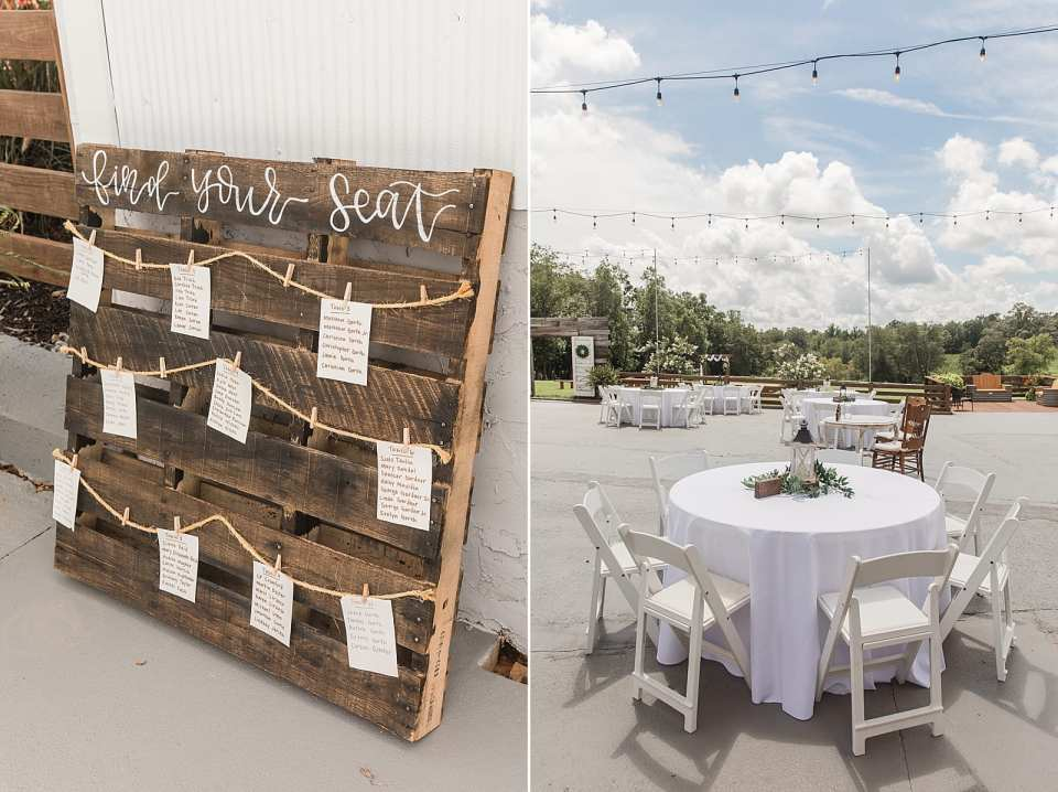 The Barn at Cranberry Creek Wedding Booneville