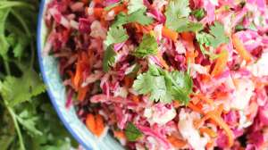 Simple Summer Sides: Citrus Slaw