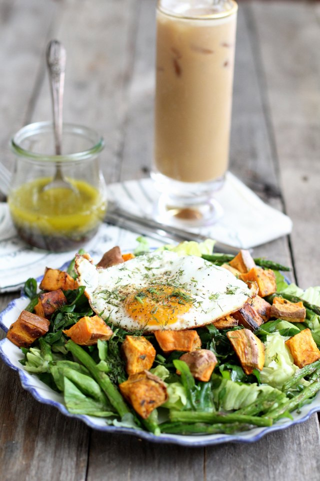 Breakfast Salad: Jessi's Kitchen