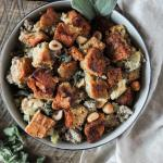 Sausage, Apple and Hazelnut Stuffing