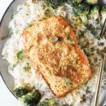 Slow-Roasted Curry Salmon