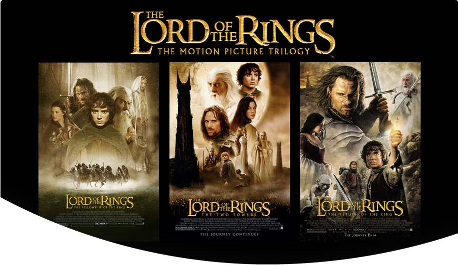 The Lord of the Rings Series by J.R.R. Tolkien