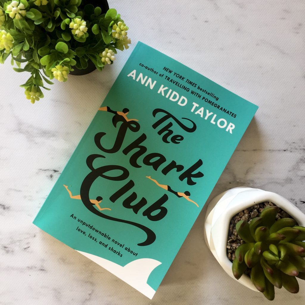 The Shark Club by Anna Kidd Taylor