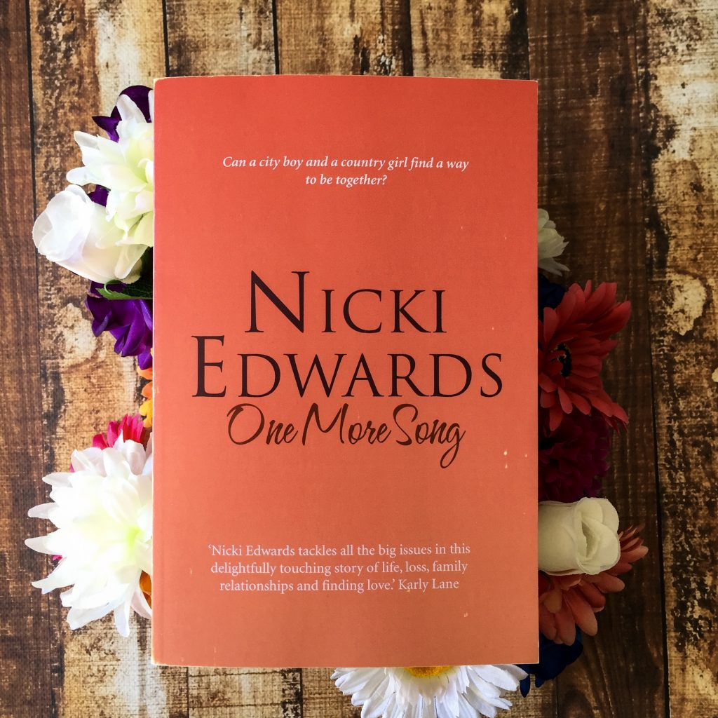 Review & Author Interview: One More Song by Nicki Edwards
