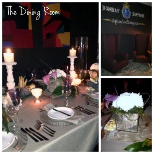 The Dining Room at The Union Bar {Restaurant Review}