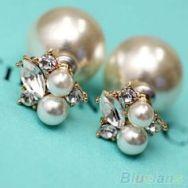 orechini perle