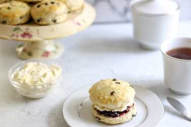 traditional english scone recipe