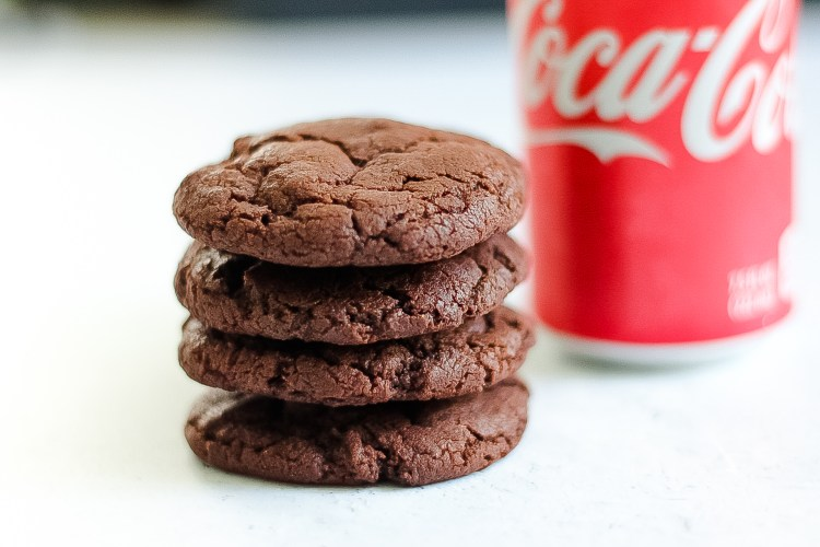 coca-cola cookies