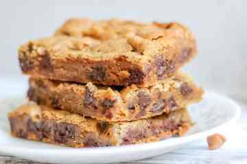 butterscotch marshmallow brownies