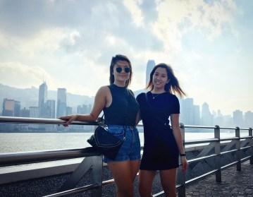 magg and jess hongkong