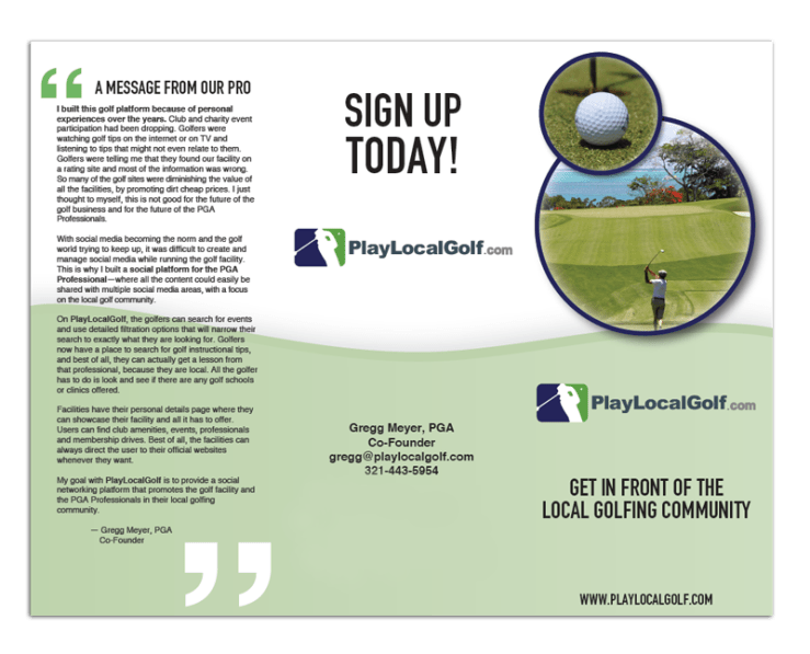 PlayLocalGolf