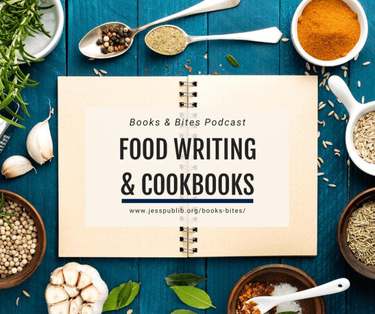 December Books & Bites header
