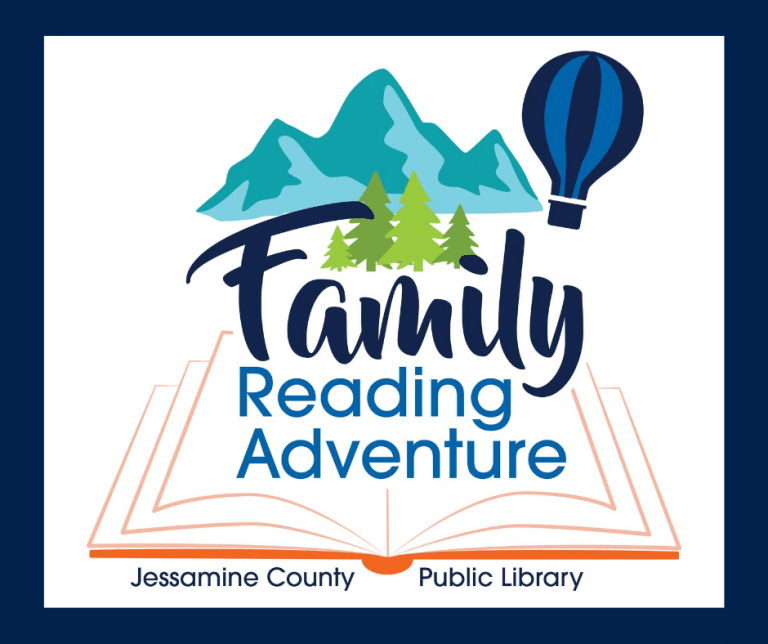 Family Reading Adventure blog header