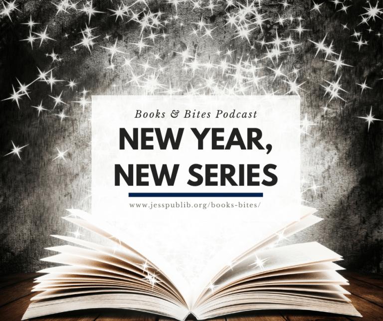January Books & Bites blog header
