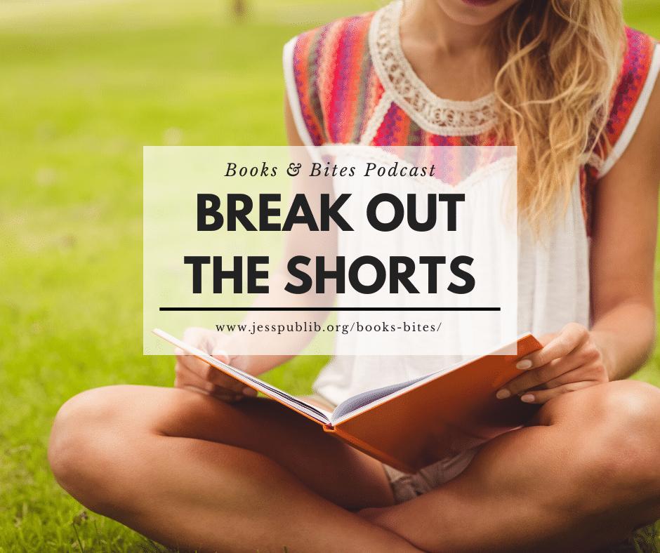 July Books and Bites header