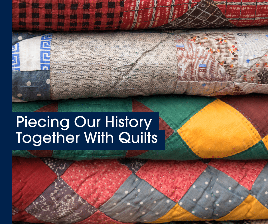 Piecing Our History Together blog header