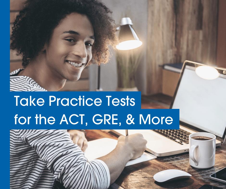 Practice Tests blog header