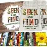 Seek and Find Scavenger Hunt