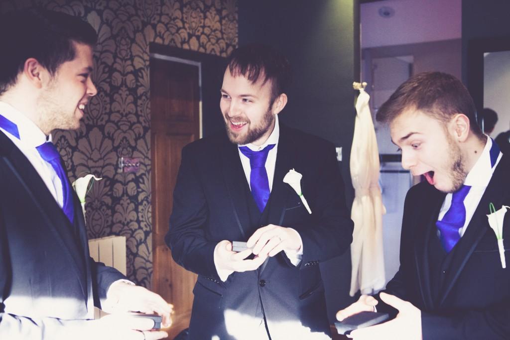 Broadoaks Country House Wedding