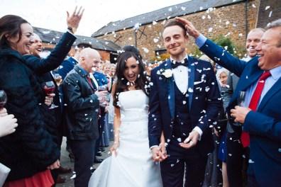 Dodmoor House Northamptonshire Wedding - Jamie & Vicky