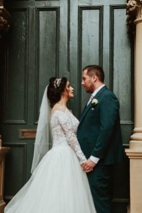 Nottingham City Wedding 1