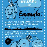 FREE COMICS READER: EMANATA