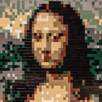 THE MANY FACES OF MONA LISA