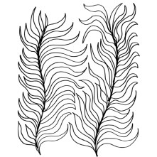 Ferns - $.03 per square per inch. This works nicely to highlight certain parts of a block or fill in a larger background fabric.
