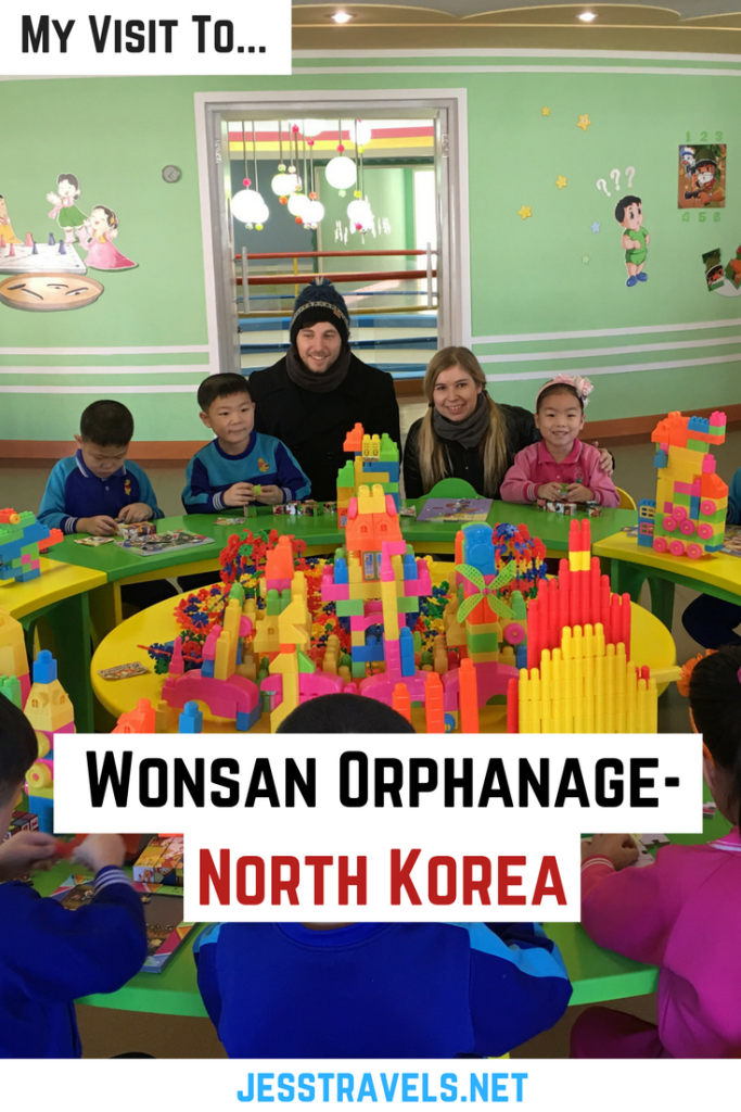 My visit to Wonsan Orphanage - North Korea. Get a glimpse inside the newly renovated school / orphanage in Wonsan - The Democratic People's Republic of Korea. I was lucky enough to travel to North Korea and was one of the first westerners to visit the orphanage.