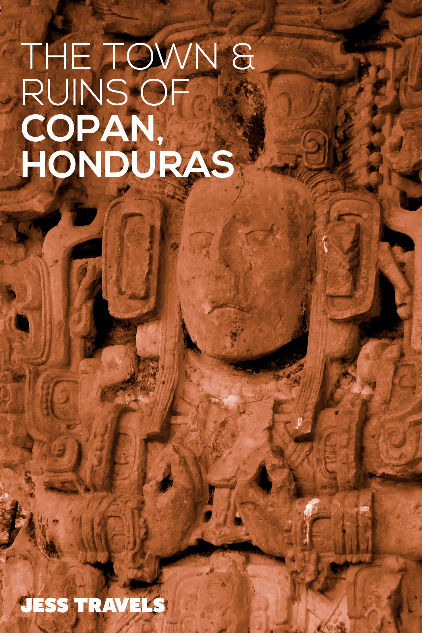 A travel guide to the town and ruin sof Copan in Honduras #honduras #centralamerica #travel