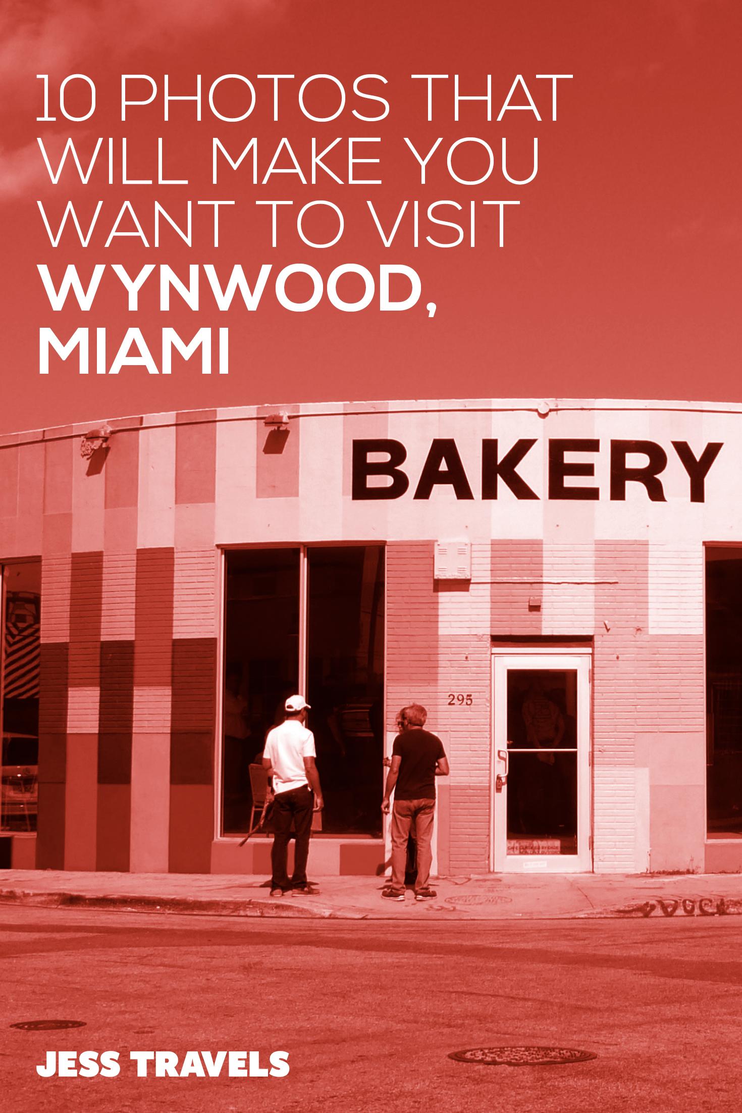 10 photos that will make you want to visit Wynwood Art District in Miami, Florida. USA travel ideas   Days out in Miami. #travelUSA #Miami