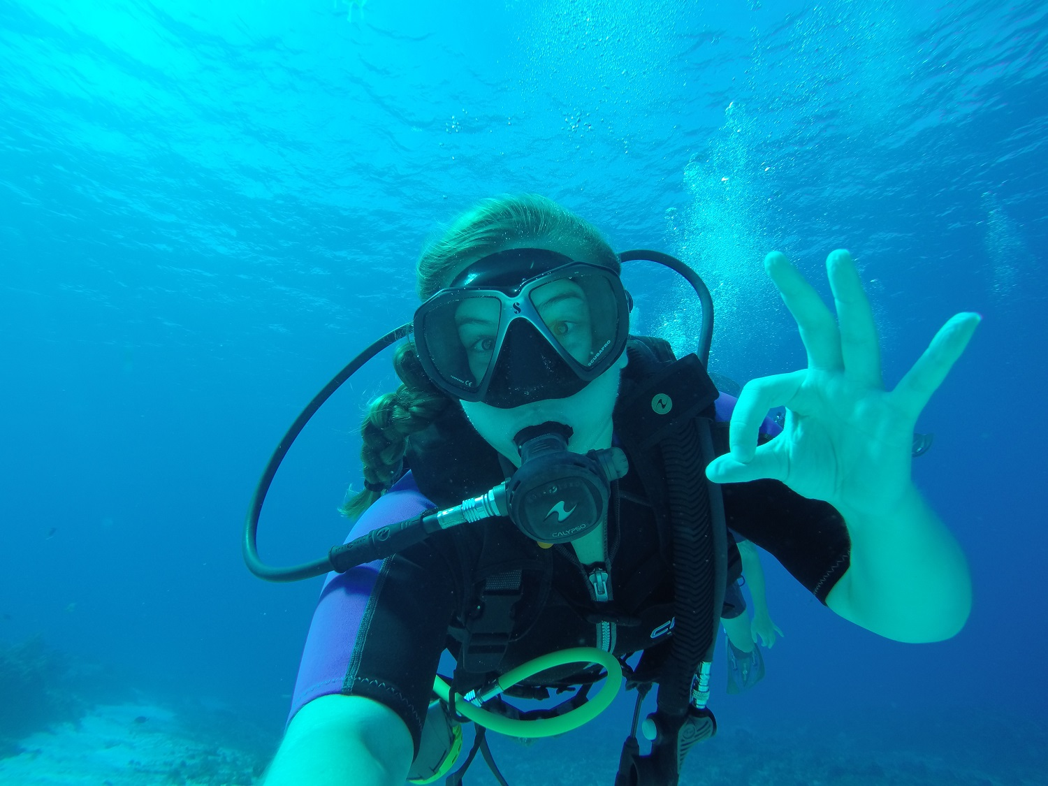 The 4 best dive sites in quintana roo mexico jess travels - Best dive sites ...