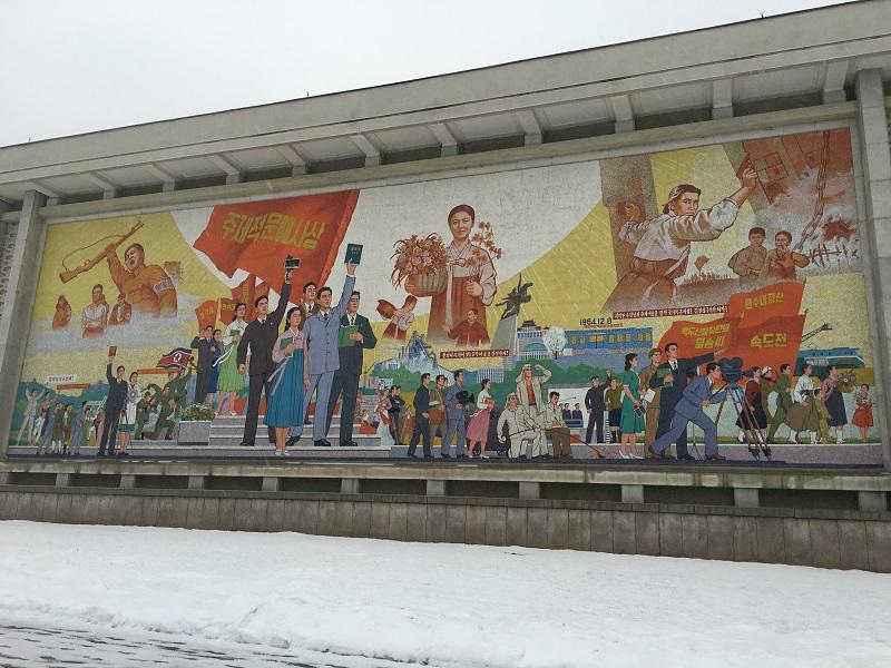 north korea film studio