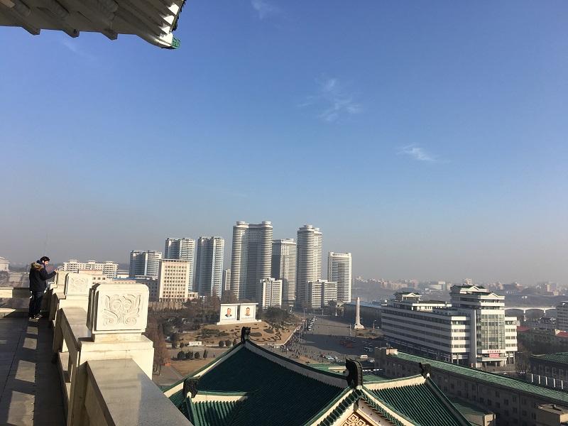 pyongyang view
