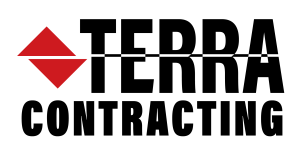 Terra Contracting logo