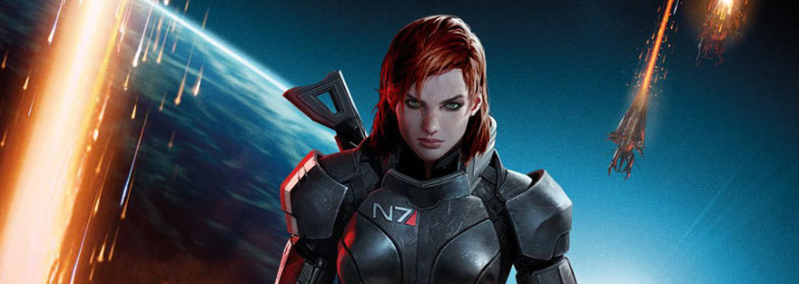 Komandor Shepard