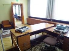 Mielke-Vorzimmer, Bestandsfoto