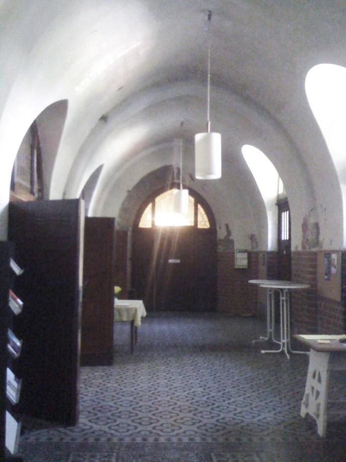 Portalhalle Bestand