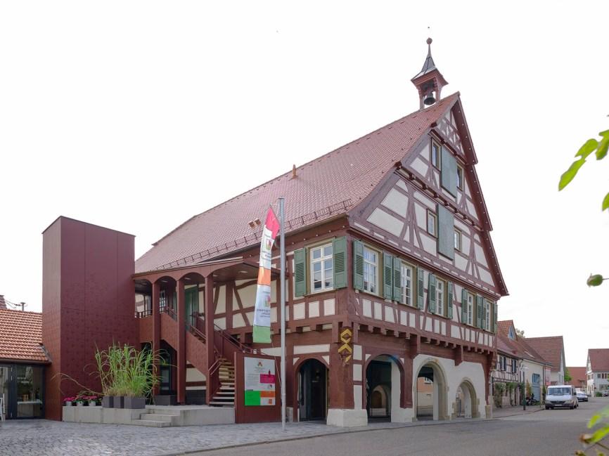 Bauernkriegsmuseum und Wiege Württembergs in Beutelsbach im Alten Rathaus