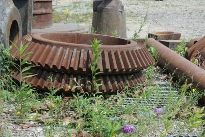 Fundstücke im Außenbereich