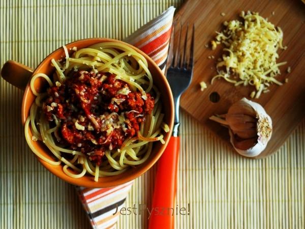 szybkie spaghetti bolognese H1