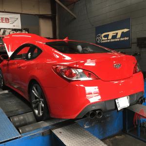 Hyundai/Kia Dyno Tuning