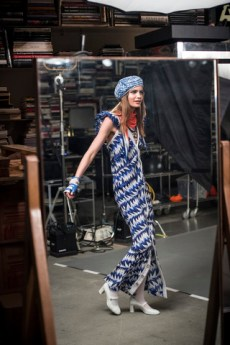 CHANEL cruise 19 backstage 5
