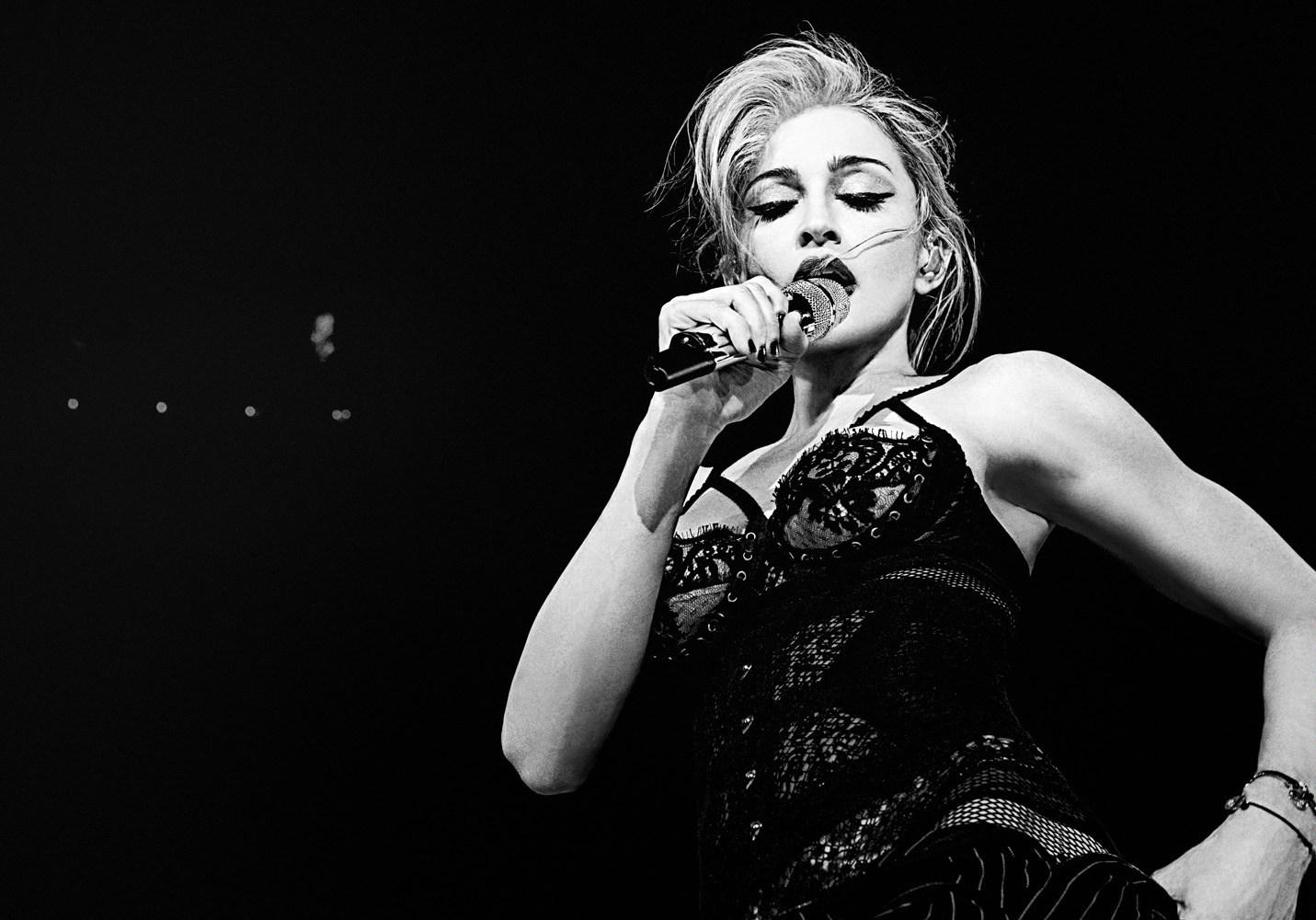 Madonna MDNA tour Steven Klein Studio INC 2013
