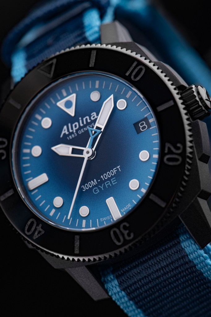Seastrong Diver Gyre Automatic | ©Eric_Rossier
