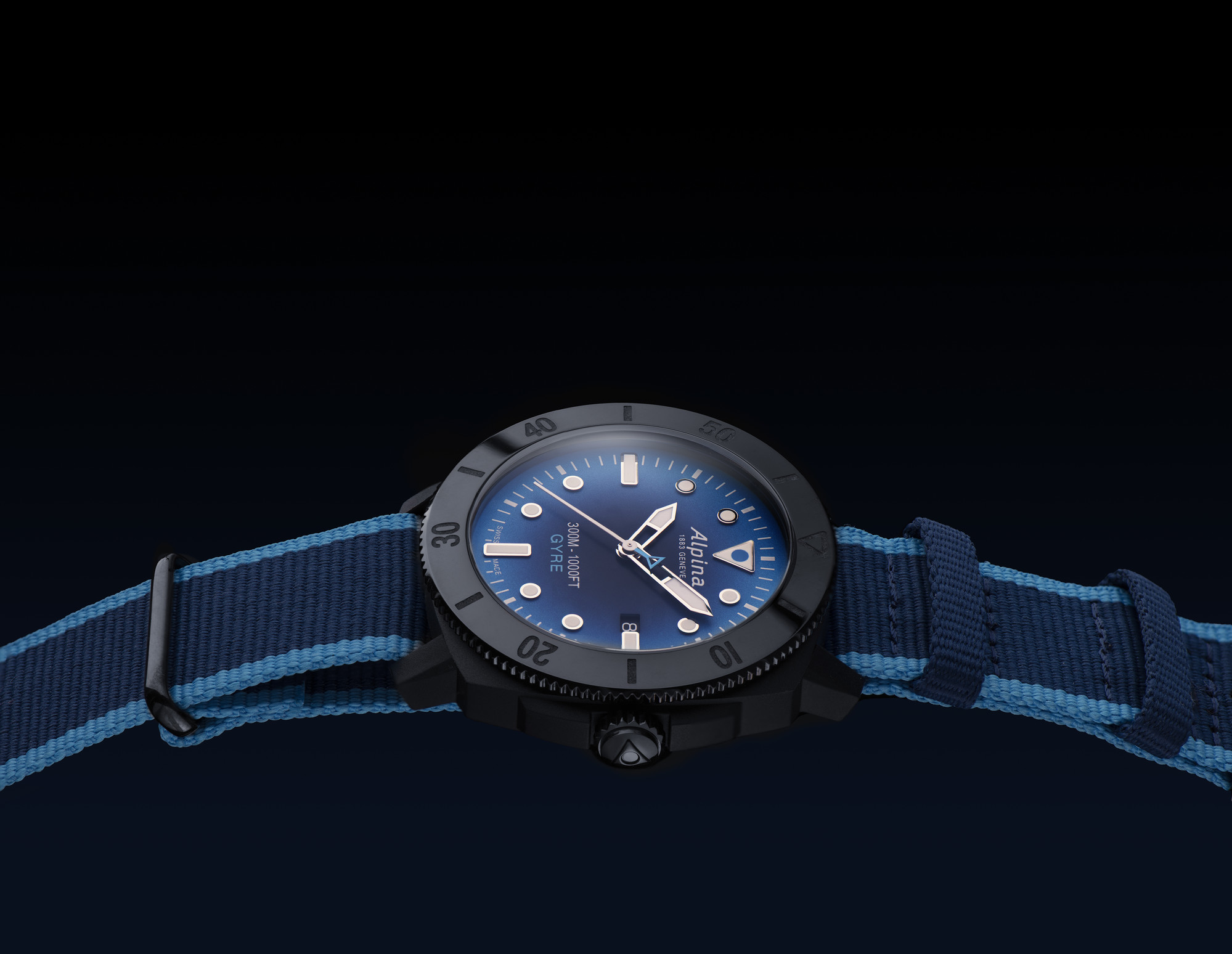 Seastrong Diver Gyre Automatic | © Alpina