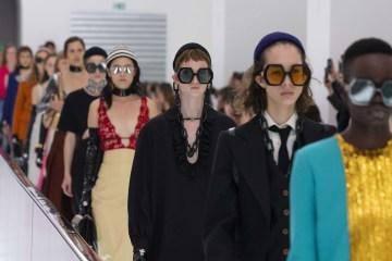 Gucci drops out of fashion calendar