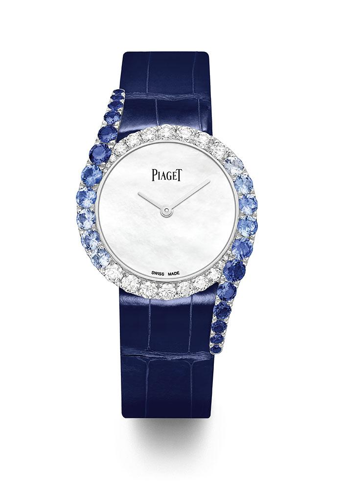 Piaget Limelight Gala Precious Sapphire Gradient | © Piaget