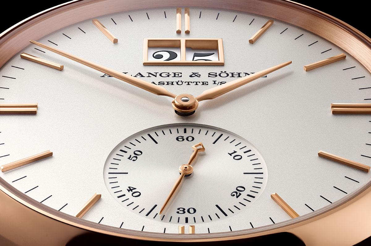 Saxonia Outsize Date | © Lange Uhren GmbH